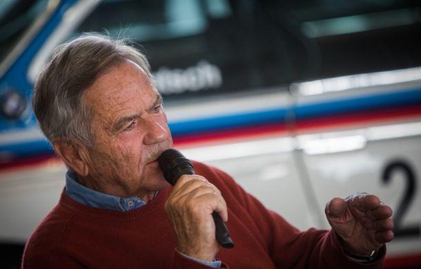 Bătrânul și muntele: cu Jochen Neerpasch pe Transfăgărășan - Poza 19
