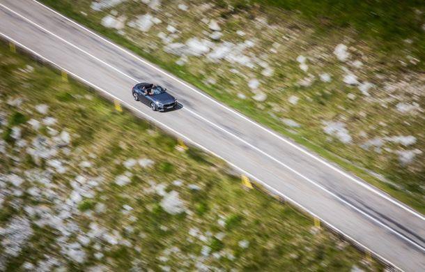 Bătrânul și muntele: cu Jochen Neerpasch pe Transfăgărășan - Poza 40