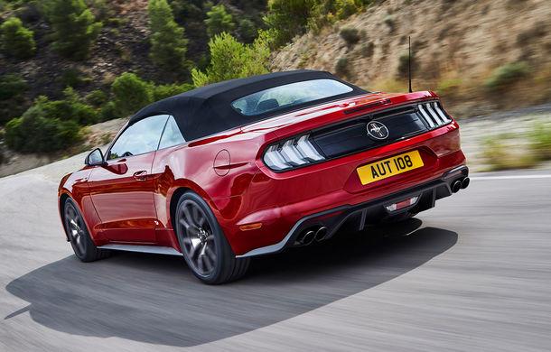 Ford Mustang aniversează 55 de ani: americanii au pregătit ediția specială Mustang55 și o serie de modificări pentru varianta echipată cu motorul de 2.3 litri - Poza 4