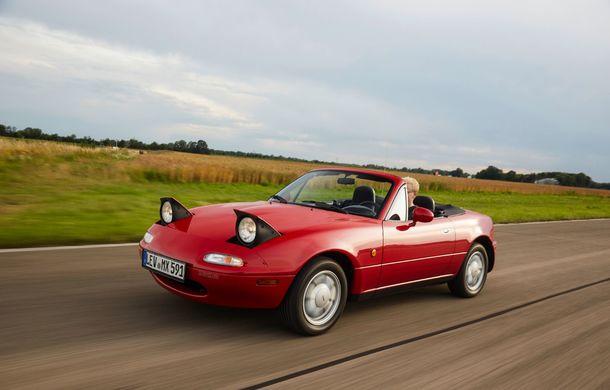 #RomanianRoads by Michelin: Mazda MX-5 se prezintă - Poza 2
