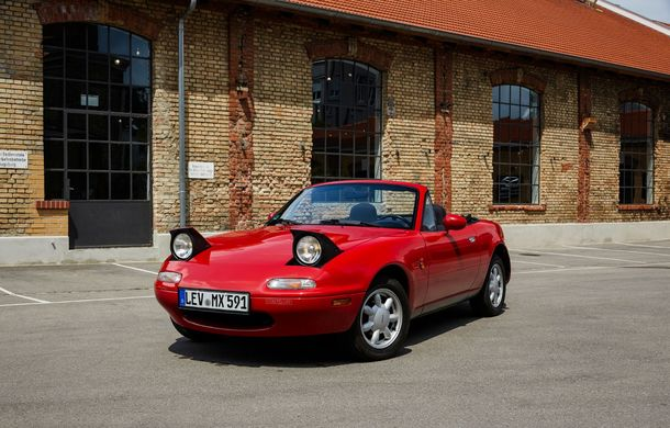 #RomanianRoads by Michelin: Mazda MX-5 se prezintă - Poza 6
