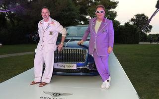 Un exemplar Bentley Flying Spur First Edition a fost vândut cu 700.000 de euro la o licitație: banii vor fi donați în scopuri caritabile