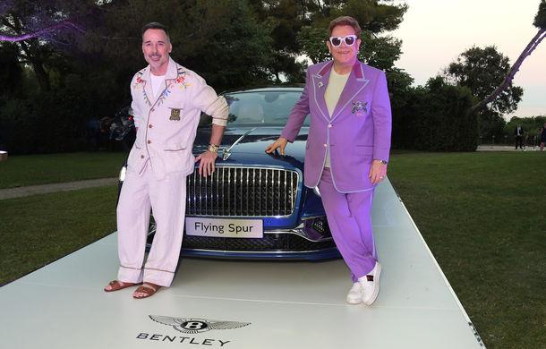 Un exemplar Bentley Flying Spur First Edition a fost vândut cu 700.000 de euro la o licitație: banii vor fi donați în scopuri caritabile - Poza 1