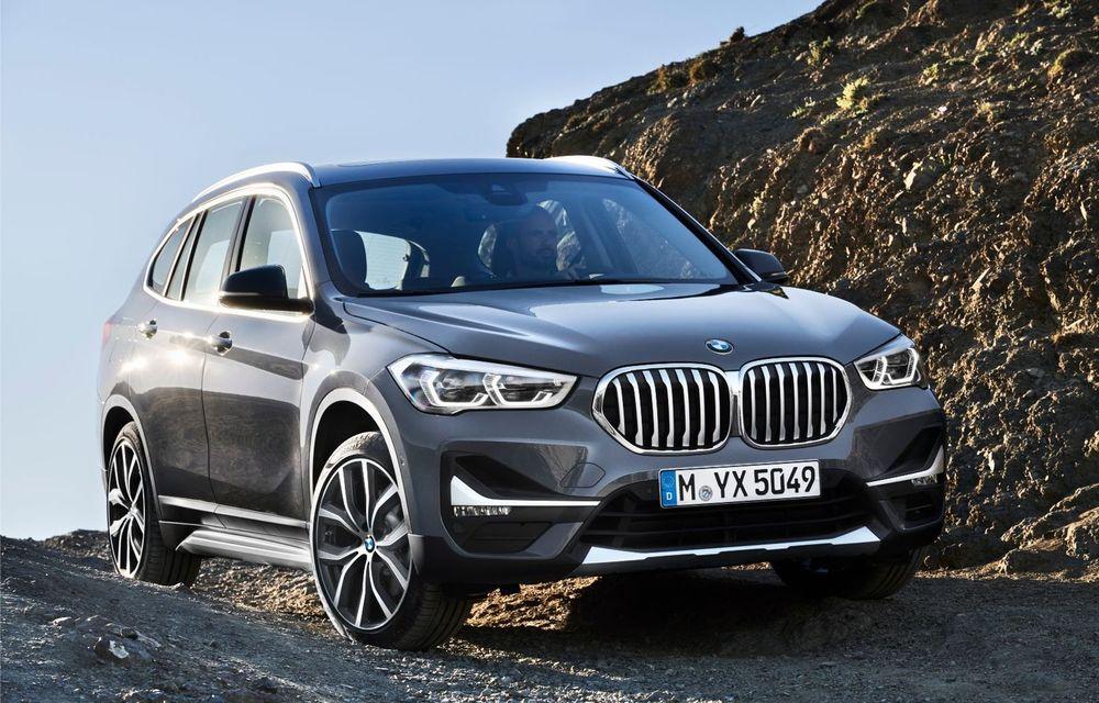 BMW pregătește un nou SUV: viitorul Urban X va miza pe arhitectura cu roți motrice față a noului Seria 1 - Poza 1