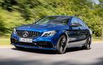 """Modificări importante pentru viitoarea generație Mercedes-AMG C 63: sistem de tracțiune integrală și """"Drift Mode"""""""