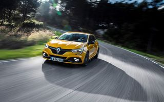#RomanianRoads by Michelin: Renault Megane RS se prezintă