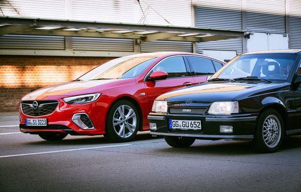 Opel lansează o campanie video pentru aniversarea celor 120 de ani de la debutul primului model al companiei: câteva exemplare legendare joacă în clipurile nemților - Poza 4