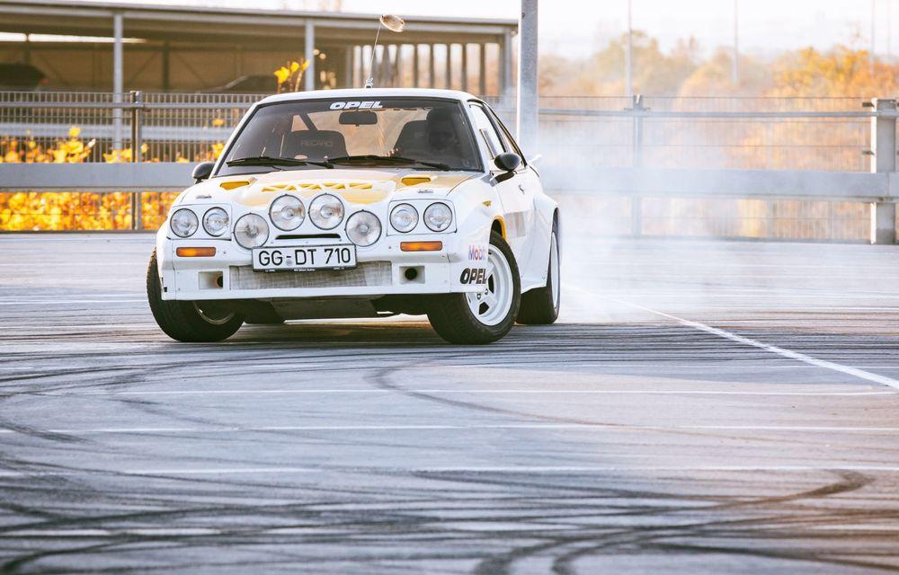 Opel lansează o campanie video pentru aniversarea celor 120 de ani de la debutul primului model al companiei: câteva exemplare legendare joacă în clipurile nemților - Poza 2