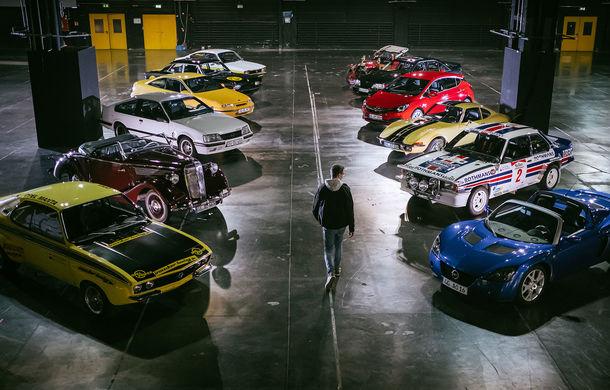 Opel lansează o campanie video pentru aniversarea celor 120 de ani de la debutul primului model al companiei: câteva exemplare legendare joacă în clipurile nemților - Poza 1