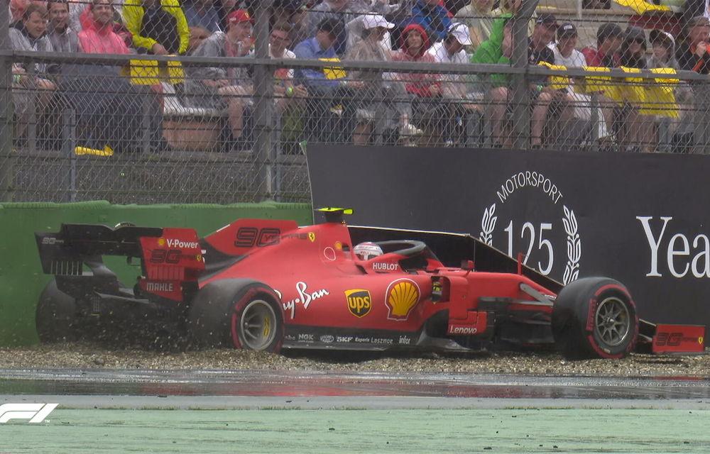 Verstappen a câștigat pe ploaie cursa de la Hockenheim în fața lui Vettel! Leclerc și Bottas au abandonat, Hamilton a terminat pe 11 - Poza 6