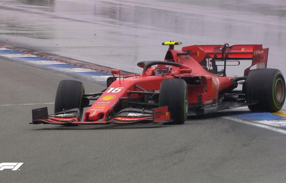Verstappen a câștigat pe ploaie cursa de la Hockenheim în fața lui Vettel! Leclerc și Bottas au abandonat, Hamilton a terminat pe 11 - Poza 4