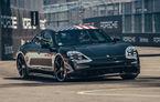 Porsche Taycan a primit 30.000 de pre-comenzi: sportiva electrică va fi prezentată în 4 septembrie