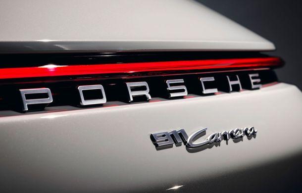 Porsche lansează noile 911 Carrera și 911 Carrera Cabrio: motorul de 3.0 litri oferă 385 CP și 450 Nm - Poza 9