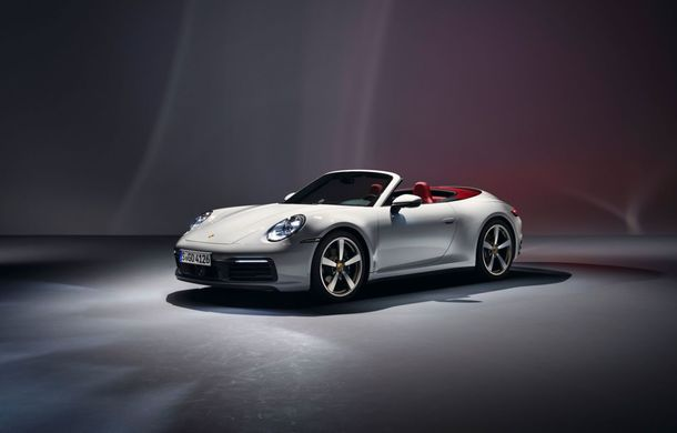 Porsche lansează noile 911 Carrera și 911 Carrera Cabrio: motorul de 3.0 litri oferă 385 CP și 450 Nm - Poza 5