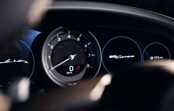 Porsche lansează noile 911 Carrera și 911 Carrera Cabrio: motorul de 3.0 litri oferă 385 CP și 450 Nm - Poza 12