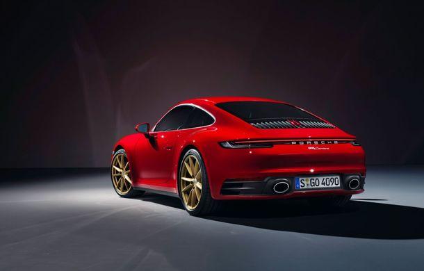 Porsche lansează noile 911 Carrera și 911 Carrera Cabrio: motorul de 3.0 litri oferă 385 CP și 450 Nm - Poza 3
