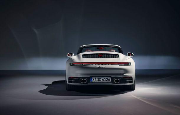 Porsche lansează noile 911 Carrera și 911 Carrera Cabrio: motorul de 3.0 litri oferă 385 CP și 450 Nm - Poza 7