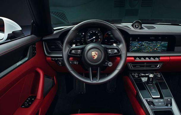 Porsche lansează noile 911 Carrera și 911 Carrera Cabrio: motorul de 3.0 litri oferă 385 CP și 450 Nm - Poza 10