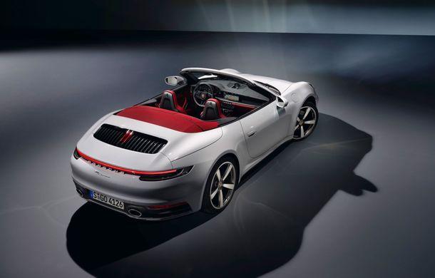 Porsche lansează noile 911 Carrera și 911 Carrera Cabrio: motorul de 3.0 litri oferă 385 CP și 450 Nm - Poza 6
