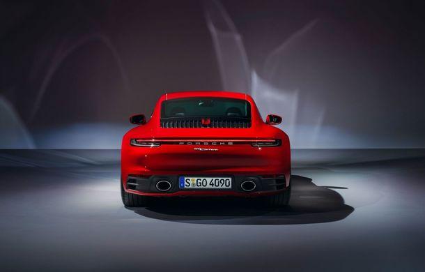 Porsche lansează noile 911 Carrera și 911 Carrera Cabrio: motorul de 3.0 litri oferă 385 CP și 450 Nm - Poza 2
