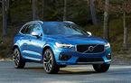 Unele unități Volvo XC60 pentru Europa vor fi importate din China: sunt vizate câteva unități ale versiunii hibride T8