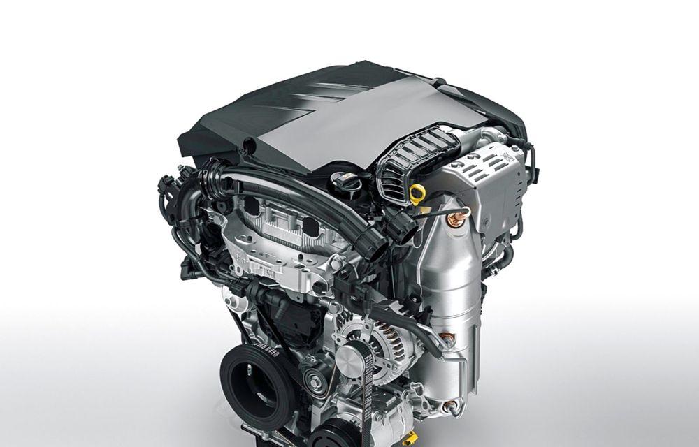 Opel Combo Life primește o nouă versiune cu motor pe benzină: 1.2 litri cu 130 CP și transmisie automată cu opt rapoarte - Poza 8