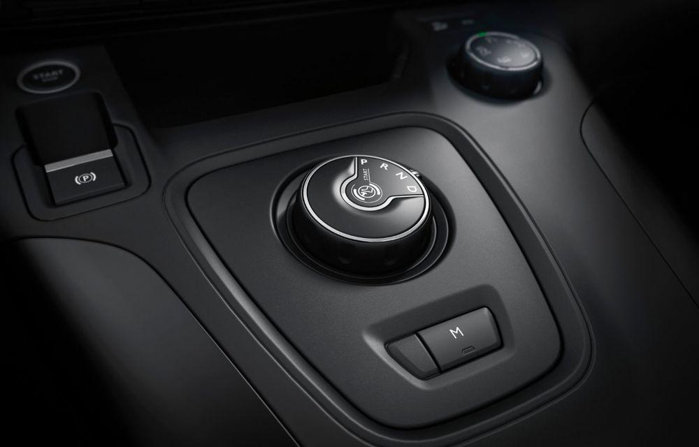 Opel Combo Life primește o nouă versiune cu motor pe benzină: 1.2 litri cu 130 CP și transmisie automată cu opt rapoarte - Poza 7