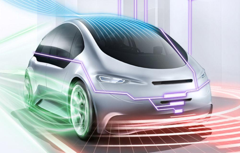 Bosch va prezenta un shuttle în septembrie: germanii pun accentul pe tehnologiile mașinilor electrice și autonome - Poza 1