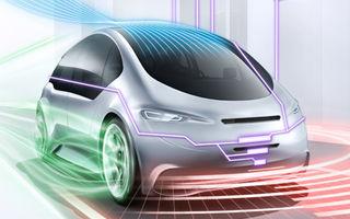 Bosch va prezenta un shuttle în septembrie: germanii pun accentul pe tehnologiile mașinilor electrice și autonome