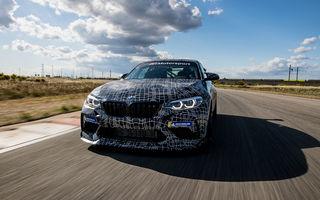 Primele imagini cu viitoarea versiune de circuit a lui BMW M2 Competition: prima apariție publică va avea loc în acest weekend la Nurburgring