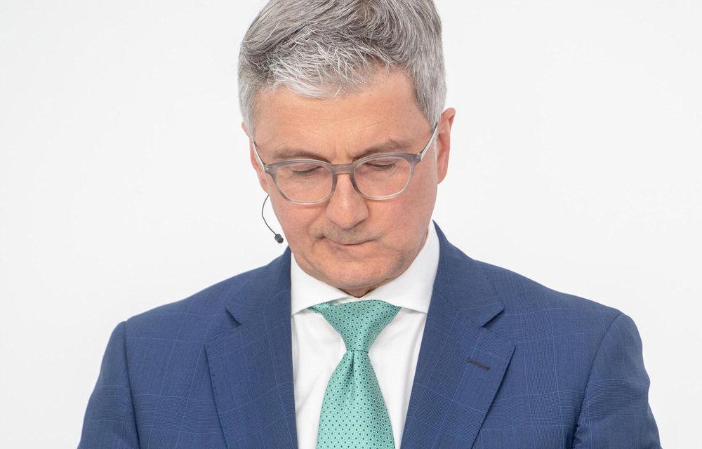Rupert Stadler, fostul CEO Audi, inculpat oficial în scandalul Dieselgate: germanul, acuzat de certificare falsă a modelelor și practici publicitare ilegale - Poza 1