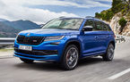 #RomanianRoads by Michelin: Skoda Kodiaq RS se prezintă