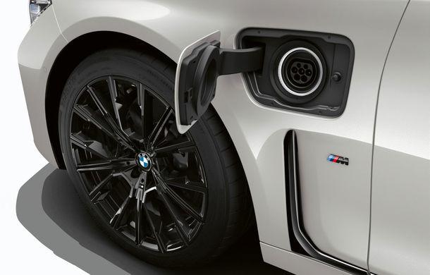 Viitoarea generație BMW Seria 7 ar putea avea o versiune 100% electrică: vârful de gamă va oferi o autonomie de până la 700 de kilometri - Poza 1