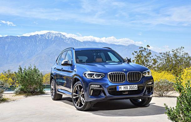 Vânzările BMW au crescut la nivel global datorită SUV-urilor: segmentul a înregistrat un progres de 23% - Poza 1