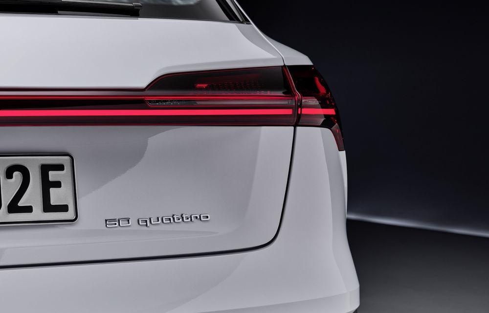 Audi e-tron va avea o versiune de bază: SUV-ul electric va fi disponibil într-o variantă cu 313 cai putere și autonomie de 300 de kilometri - Poza 11
