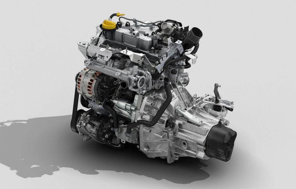 Dacia Duster primește un motor pe benzină TCe de un litru și 100 CP: unitatea înlocuiește în gamă motorul SCe de 115 CP - Poza 2