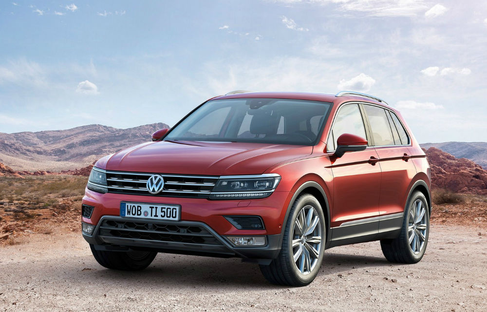Primele detalii neoficiale despre noua generație Volkswagen Tiguan: SUV-ul german ar putea primi două versiuni plug-in hybrid - Poza 1