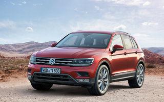 Primele detalii neoficiale despre noua generație Volkswagen Tiguan: SUV-ul german ar putea primi două versiuni plug-in hybrid