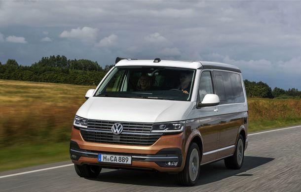 Volkswagen a prezentat California T6.1: autorulota producătorului german primește mici modificări estetice și îmbunătățiri la interior - Poza 2
