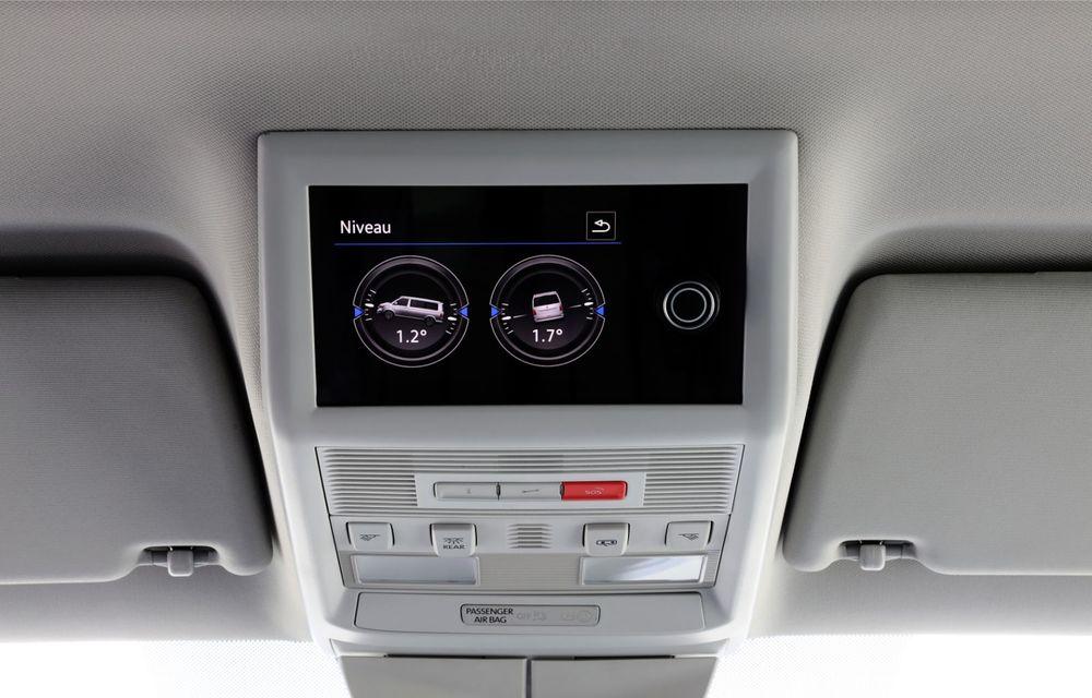 Volkswagen a prezentat California T6.1: autorulota producătorului german primește mici modificări estetice și îmbunătățiri la interior - Poza 12