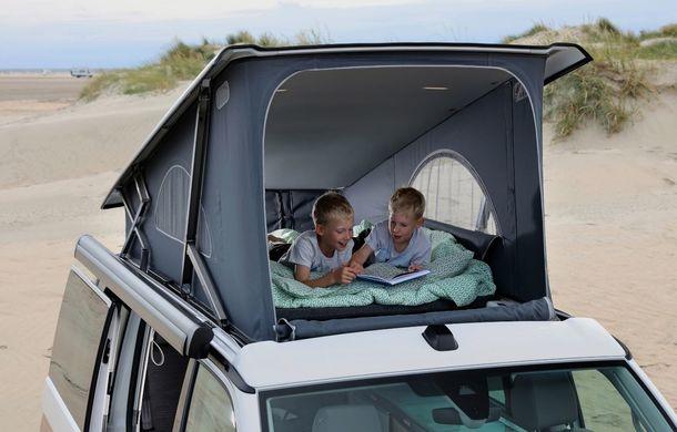 Volkswagen a prezentat California T6.1: autorulota producătorului german primește mici modificări estetice și îmbunătățiri la interior - Poza 5
