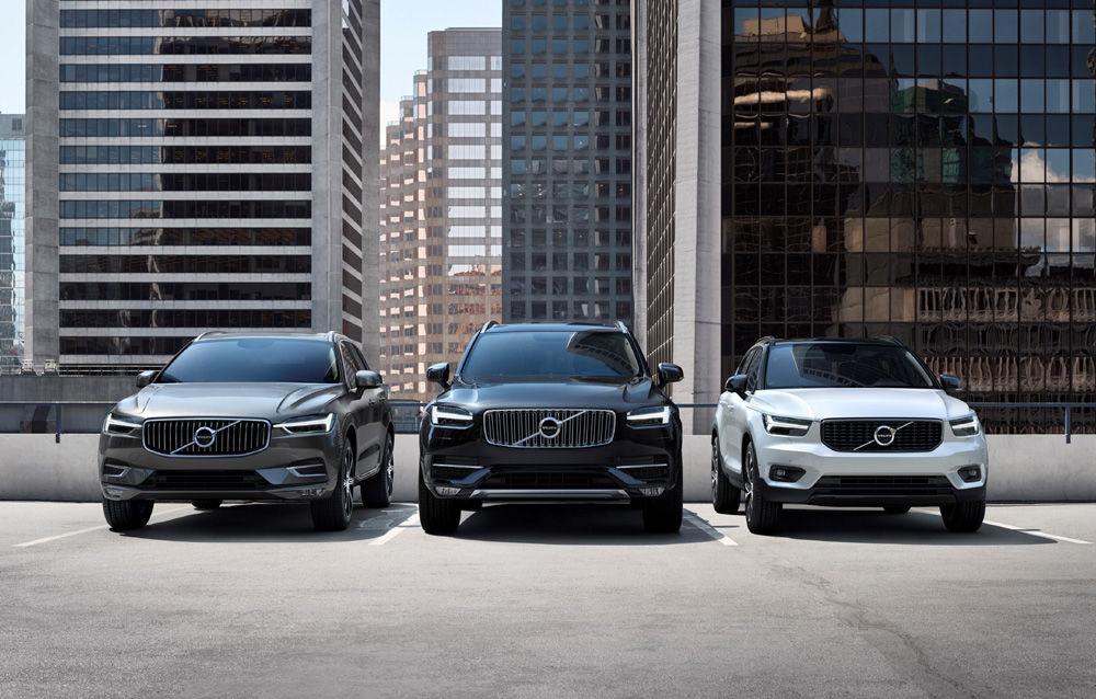 Vânzările Volvo au crescut în luna iulie cu 7.1%: XC60 și XC40, cele mai căutate modele la nivel global - Poza 1