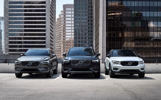 Vânzările Volvo au crescut în luna iulie cu 7.1%: XC60 și XC40, cele mai căutate modele la nivel global