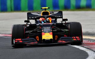 Red Bull oferă indicii că poate lupta pentru victorie la Hungaroring: Hamilton și Gasly, cei mai rapizi în antrenamente