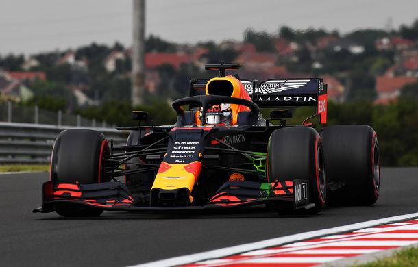Verstappen relansează lupta pentru titlu: pilotul Red Bull a obținut pole position-ul în Ungaria în fața lui Bottas și Hamilton - Poza 1