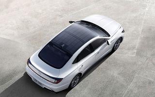Hyundai lansează primul său vehicul cu panouri fotovoltaice: energia solară încarcă până la 60% din bateria electrică