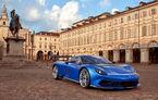 Pininfarina pregătește noi modele după hypercar-ul Battista: un sedan și un SUV sunt pe listă: prețuri între 200.000 și 400.000 de euro