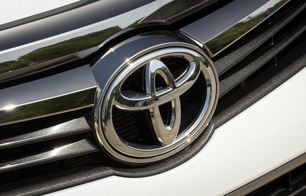 """Un nou obiectiv pentru Toyota în Europa: """"Ne concentrăm pe oferirea mașinilor 100% electrice; profitabilitatea nu este doar în mâinile noastre"""" - Poza 1"""