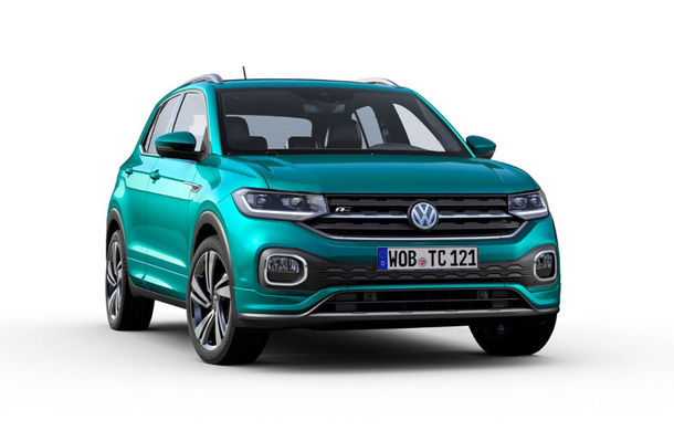 Volkswagen mai pregătește un SUV: T-Cross Coupe ar urma să fie lansat spre finalul anului viitor - Poza 1