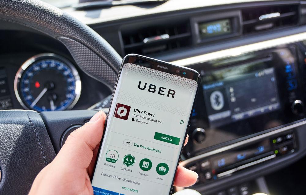 Studiu: Serviciile de ride-hailing precum Uber sau Bolt contribuie la creșterea traficului în centrul marilor orașe - Poza 1
